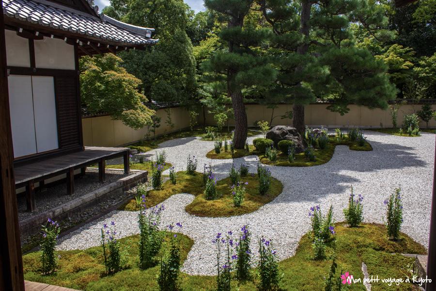 Temple rozan ji mon petit voyage kyoto for Hotel jardin de fleurs kyoto