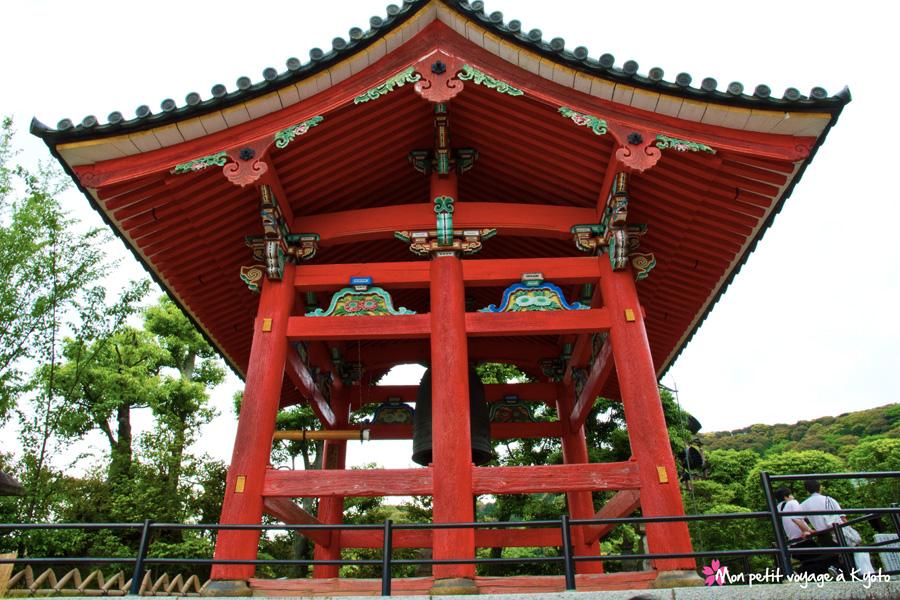 Temple Kiyomizu-dera
