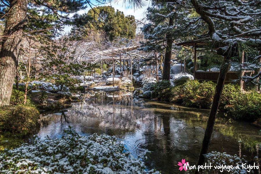 Heianjingu neige