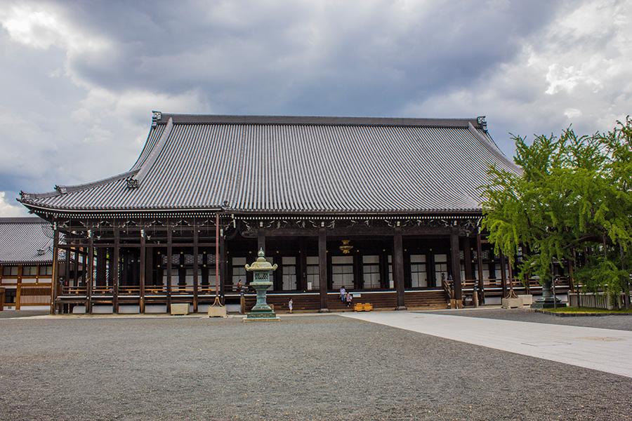Temple Nishi Hongan-ji