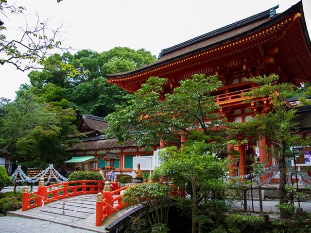 Sanctuaire Kamigamo-jinja