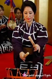 Gion Bayashi Tambour