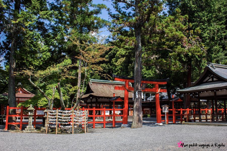 Sanctuaire Yoshida-jinja