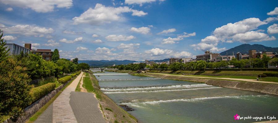 Rivière Kamo-gawa