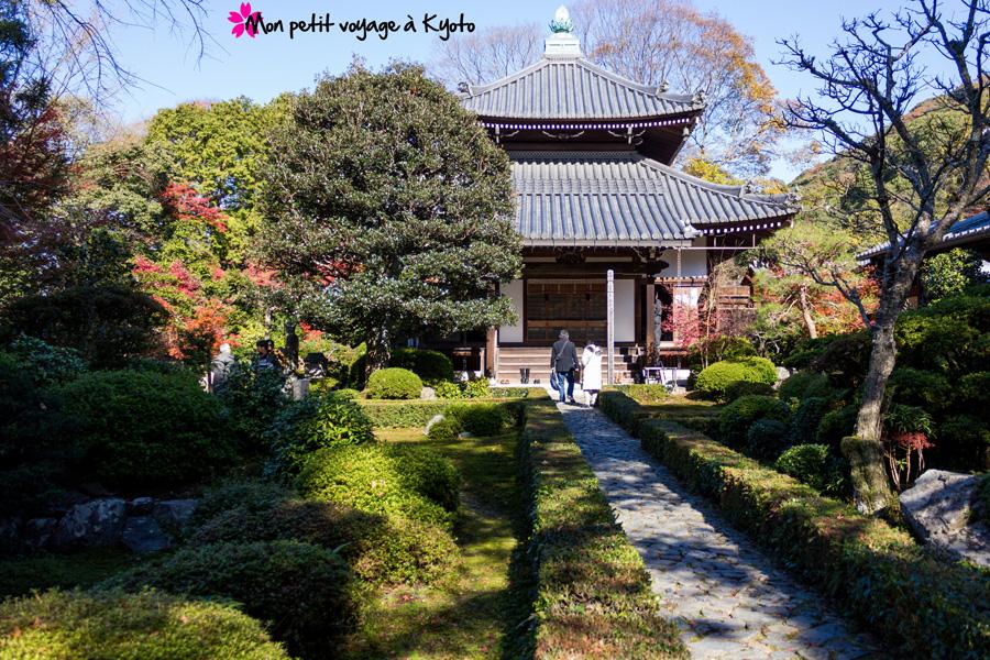 Temple Anraku-ji
