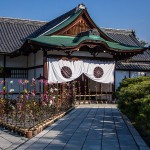 Temple Daikaku-ji